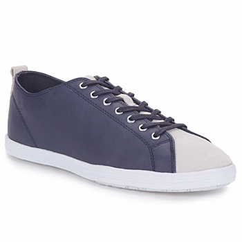 Chaussures Homme Baskets basses Bobbie Burns BOBBIE LOW Bleu