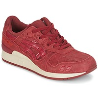 Chaussures Homme Baskets basses Asics GEL-LYTE III Bordeaux