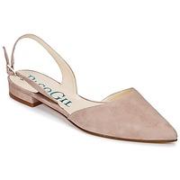 Chaussures Femme Sandales et Nu-pieds Paco Gil MARIE TOFLEX Nude