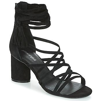 Chaussures Femme Sandales et Nu-pieds Jeffrey Campbell DESPINA Noir