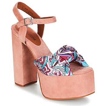 Chaussures Femme Sandales et Nu-pieds Jeffrey Campbell JUNIE Rose