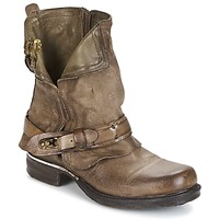 Chaussures Femme Boots Airstep / A.S.98  Marron