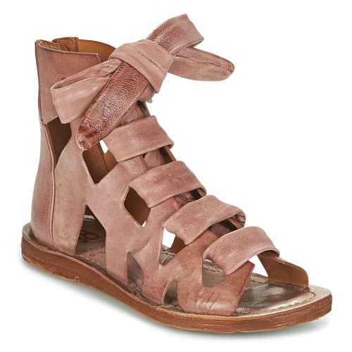size 40 a86e2 41897 Chaussures Femme Sandales et Nu-pieds Airstep   A.S.98 RAMOS Rose