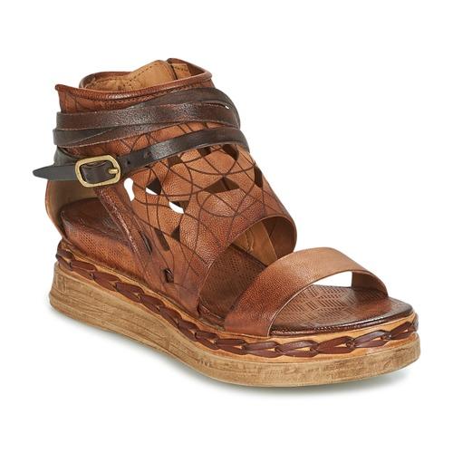 Chaussures Femme Sandales et Nu-pieds Airstep / A.S.98 LAGOS Marron