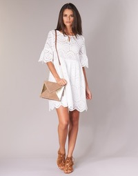 Vêtements Femme Robes courtes Betty London INNATU Blanc
