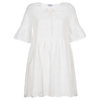 Vêtements Femme Robes courtes Betty London INNATU Blanc