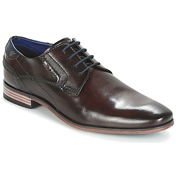 Chaussures Homme Derbies Bugatti Refito Dark Brown