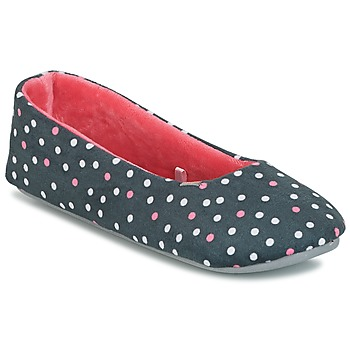 Chaussures Femme Chaussons DIM D BELINDA Gris / Rose