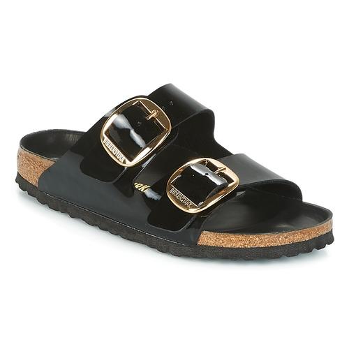 Chaussures Femme Mules Birkenstock ARIZONA BIG BUCKLE Noir