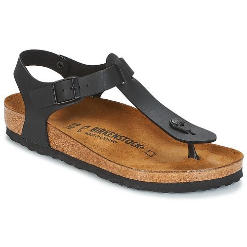 Chaussures Femme Sandales et Nu-pieds Birkenstock KAIRO Noir