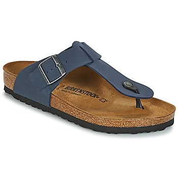 Chaussures Homme Tongs Birkenstock MEDINA Bleu