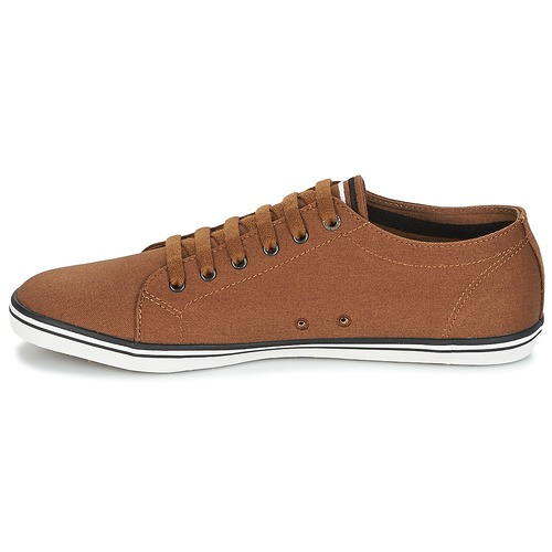 Fred Perry KINGSTON TWILL Marron