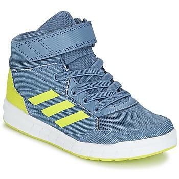 Chaussures Garçon Baskets montantes adidas Performance ALTASPORT MID EL K Bleu