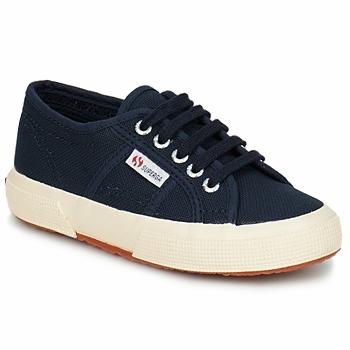 Chaussures Enfant Baskets basses Superga 2750 J COT CLASSIC Marine