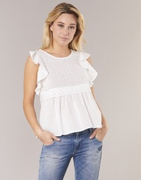 Vêtements Femme Tops / Blouses Betty London INNATOUNE Blanc