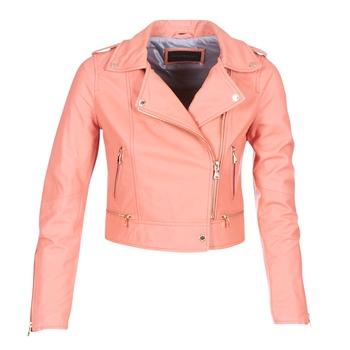 Vêtements Femme Vestes en cuir / synthétiques Oakwood 62822 Corail