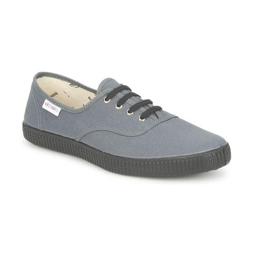 Chaussures Baskets basses Victoria INGLESA LONA PISO Anthracite