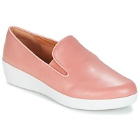 Chaussures Femme Slips on FitFlop SUPERSKATE Rose