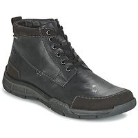 Chaussures Homme Baskets montantes Josef Seibel PHIL 03 Noir
