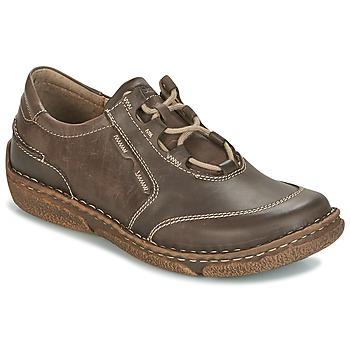 Chaussures Femme Derbies Josef Seibel NEELE 28 Marron / Vert