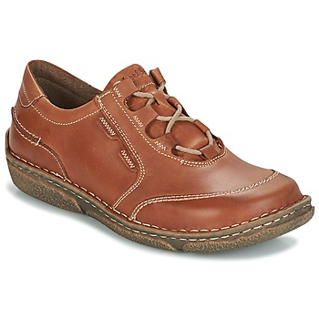 Chaussures Femme Derbies Josef Seibel NEELE 28 Marron