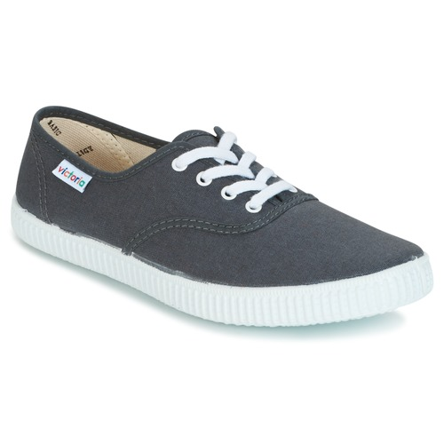 Chaussures Baskets basses Victoria INGLESA LONA Anthracite
