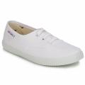 Chaussures Enfant Baskets basses Victoria INGLESA LONA KID Blanc