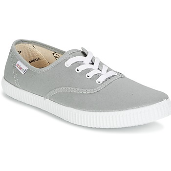 Chaussures Baskets basses Victoria INGLESA LONA Gris