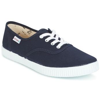 Chaussures Baskets basses Victoria INGLESA LONA Marine