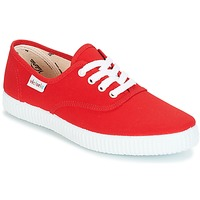 Chaussures Baskets basses Victoria INGLESA LONA Rouge