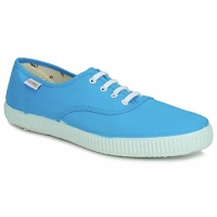 Chaussures Baskets basses Victoria 6613 Turquesa