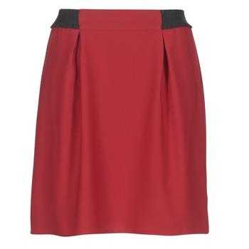 Vêtements Femme Jupes Naf Naf KATIA Rouge