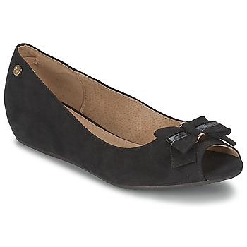 Chaussures Femme Ballerines / babies Xti MIZQUE Noir