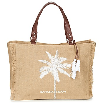 Sacs Femme Cabas / Sacs shopping Banana Moon ERIN MAHINA Naturel