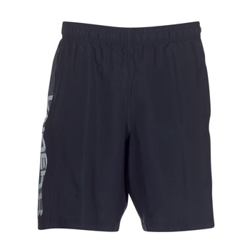 Vêtements Homme Shorts / Bermudas Under Armour WOVEN GRAPHIC WORDMARK SHORT Noir
