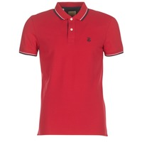 Vêtements Homme Polos manches courtes Selected SLHNEWSEASON Rouge