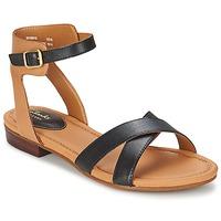 Chaussures Air max tnFemme Sandales et Nu-pieds Clarks VIVECA ZEAL Noir