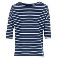 Vêtements Femme Sweats Vero Moda VMULA Marine / Blanc