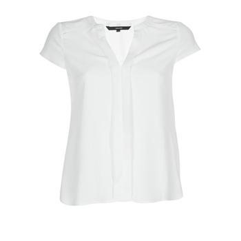 Vêtements Femme Tops / Blouses Vero Moda VMTONI Blanc