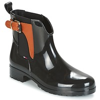 Chaussures Femme Boots Tommy Hilfiger OXLEY Noir