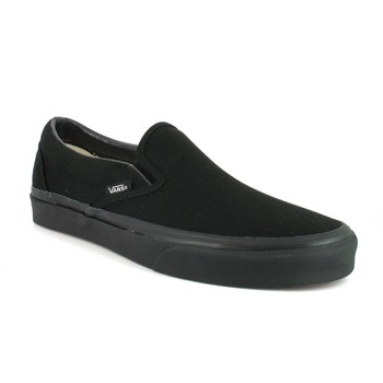 Chaussures Slips on Vans CLASSIC SLIP ON black/black