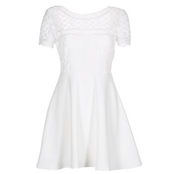 Vêtements Femme Robes courtes Betty London INLOVE Blanc