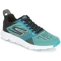 Chaussures Homme Running / trail Skechers GO Run Ride 6 Bleu / Noir