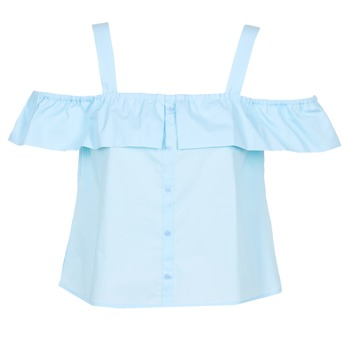 Vêtements Femme Tops / Blouses Moony Mood IFARANDOL Bleu