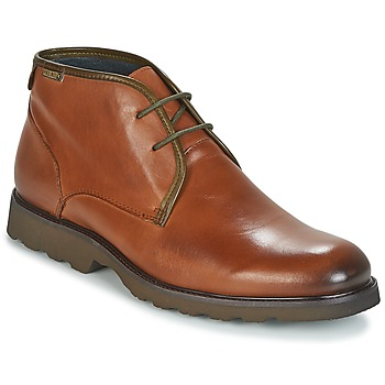 Chaussures Homme Boots Pikolinos GLASGOW M05 Marron