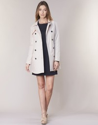 Vêtements Femme Trenchs Only LUCY Beige