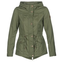 Vêtements Femme Parkas Only NEW KATE Kaki