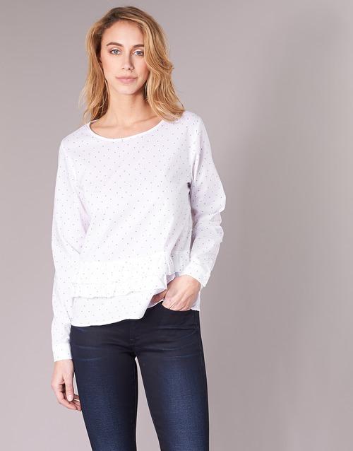 Vêtements Femme Tops / Blouses Only TINE Blanc