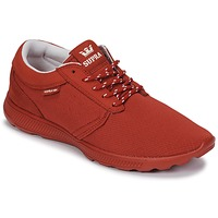 Chaussures Baskets basses Supra HAMMER RUN Rouge