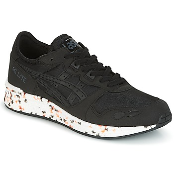 Chaussures Homme Baskets basses Asics HYPER GEL-LYTE Noir / Orange